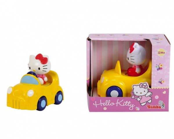 Машинка Simba 4014855 Hello Kitty