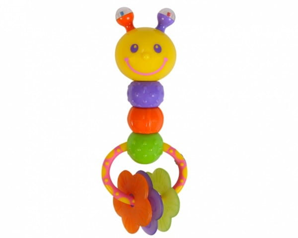 Погремушка-прорезыватель Simba 4019607 - 18 см