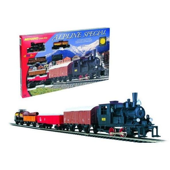 Купить Железная дорога Mehano AlpLine Spesial в интернет магазине игрушек и детских товаров