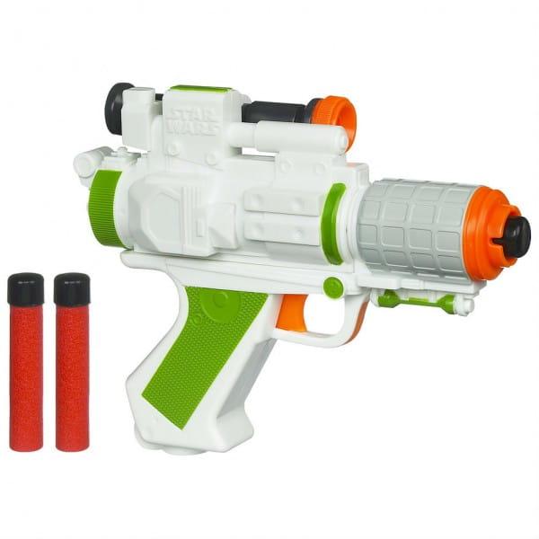 Купить Зеленый бластер Генерала Гривуса Star Wars (Hasbro) в интернет магазине игрушек и детских товаров