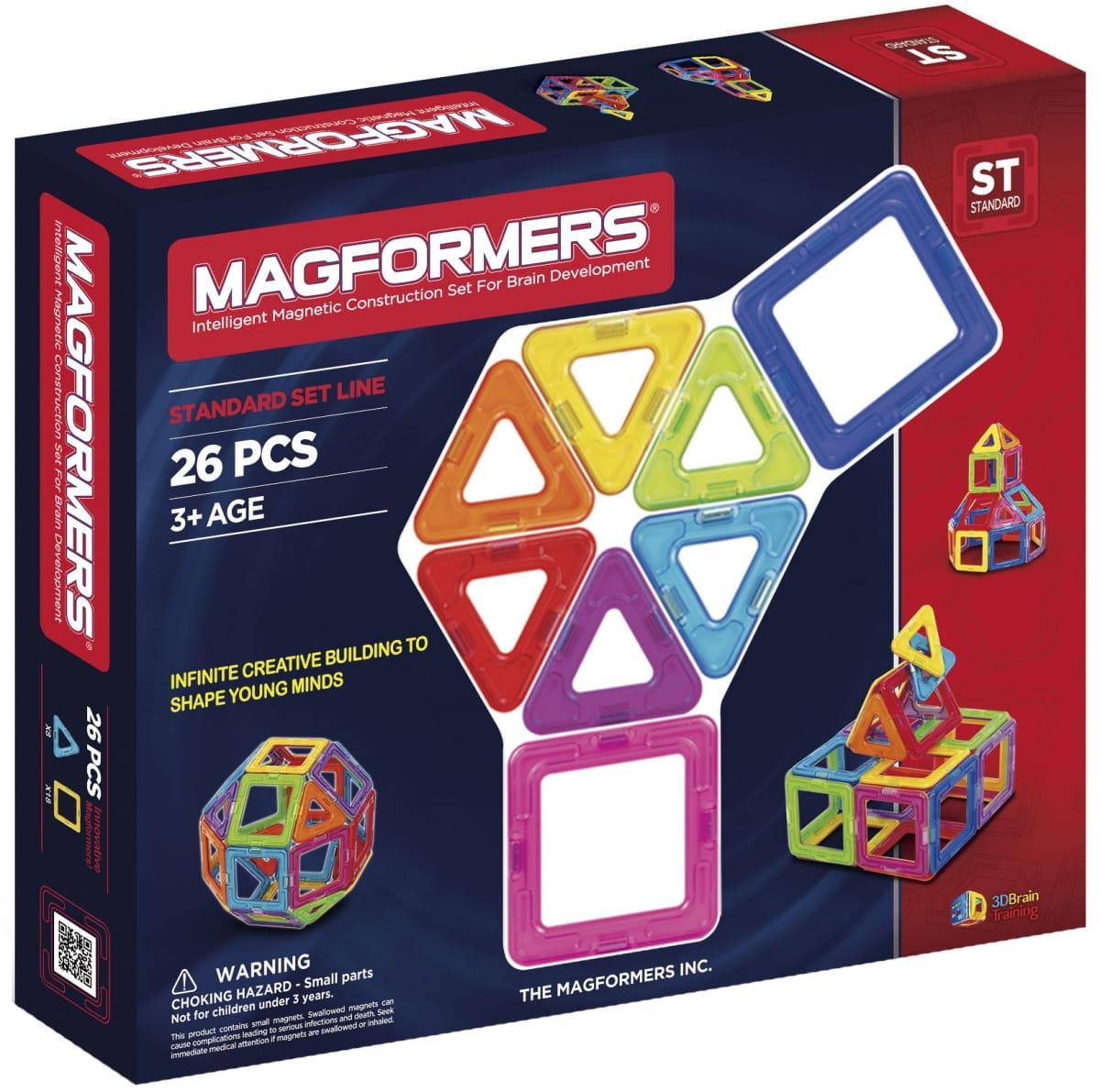 Магнитный конструктор Magformers 701004 (63087)-26