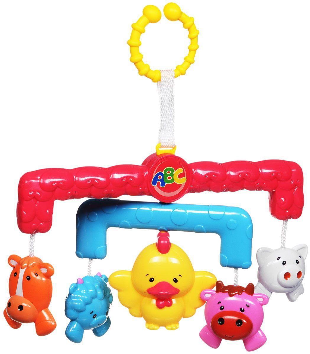Подвеска на коляску Simba 4017507 с фигурками животных