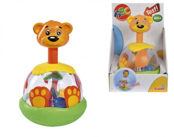 Игрушка-погремушка Simba Медвежонок