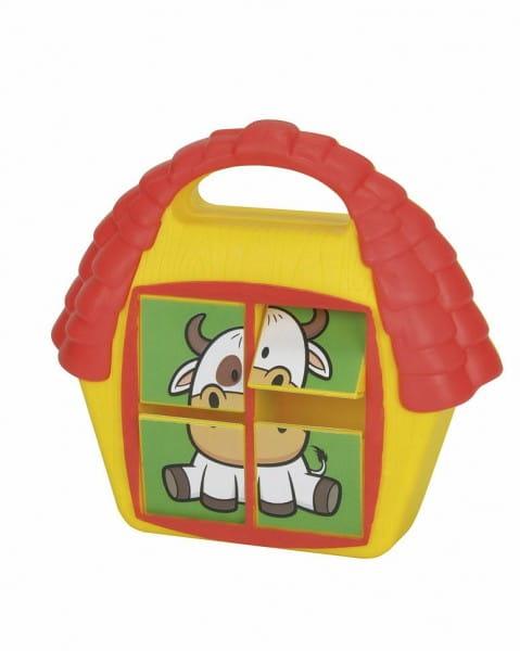 Купить Кубики-пазл Simba со звуком в интернет магазине игрушек и детских товаров