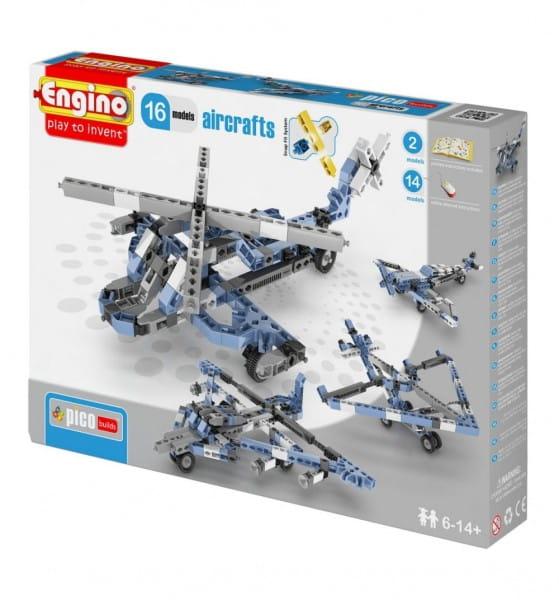 Конструктор Engino Inventor Самолеты - 16 моделей