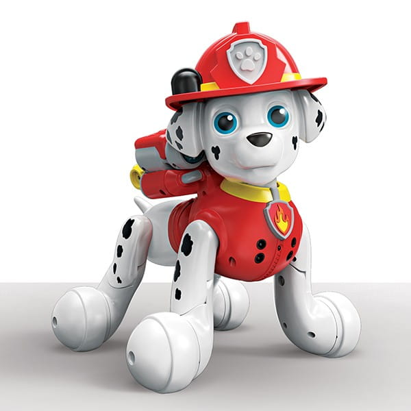 Купить Интерактивная игрушка Paw Patrol Щенячий патруль Zoomer Маршал в интернет магазине игрушек и детских товаров