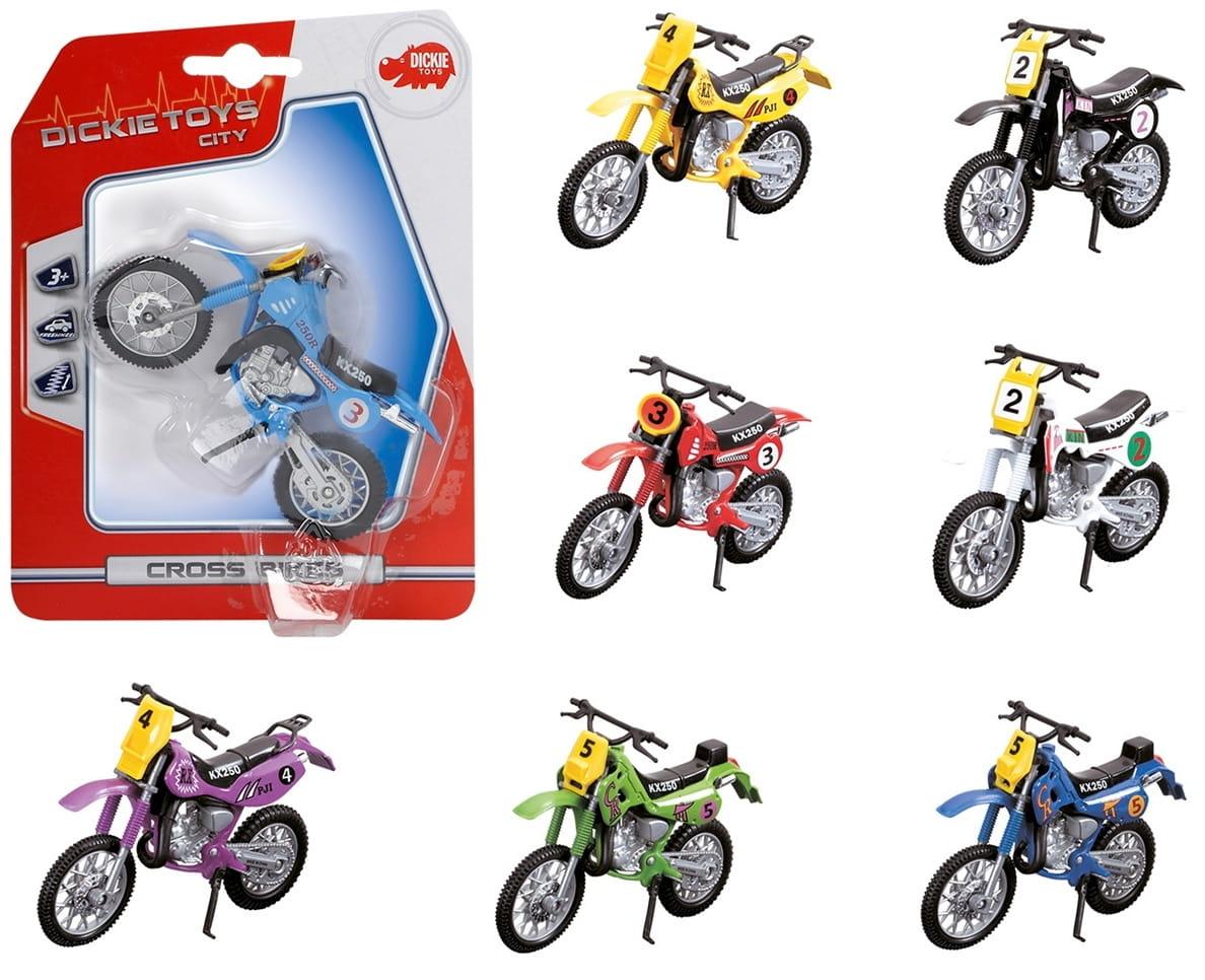Кроссовый мотоцикл DICKIE