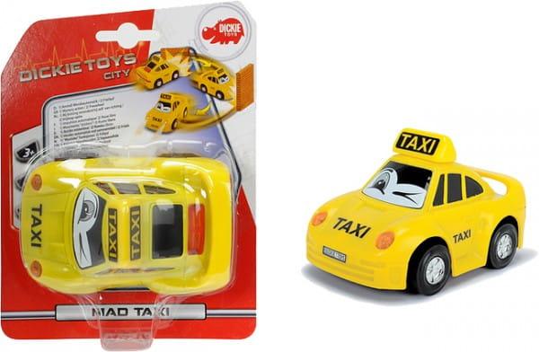 Машинка такси Dickie со звуковыми эффектами
