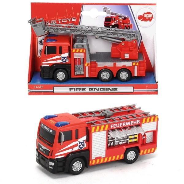Пожарная машина Dickie 3712008 - 17 см