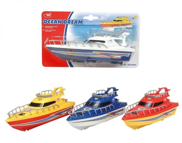 Яхта Dickie 3774001 - 23 см