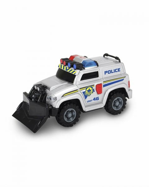 Полицейская машина Dickie 3302001 со светом и звуком - 15 см