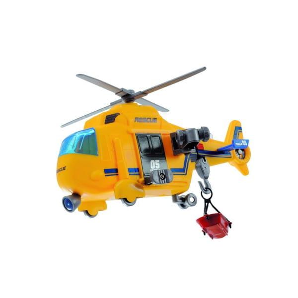 Спасательный вертолет Dickie со светом и звуком