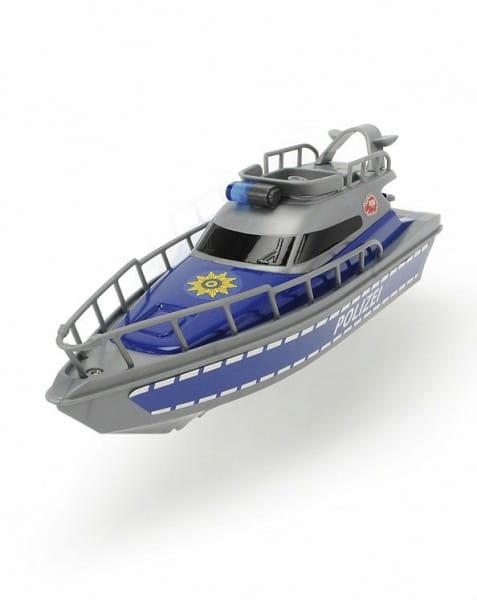 Полицейская лодка Dickie 3714004 - 23 см