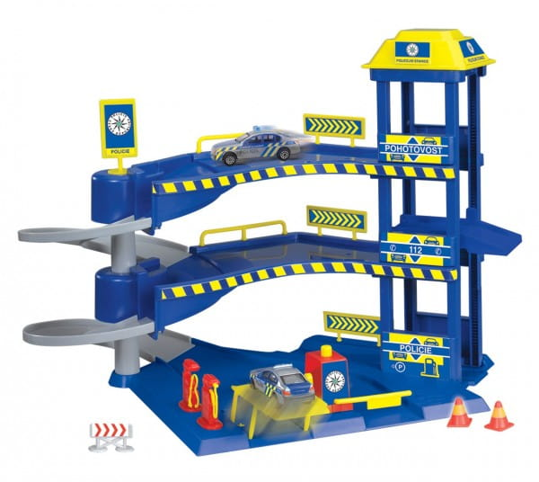 Купить Гараж с машинками Dickie в интернет магазине игрушек и детских товаров
