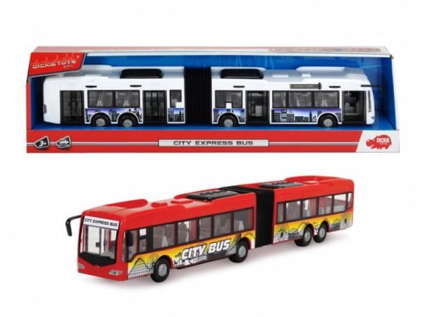 Городской автобус Dickie фрикционный