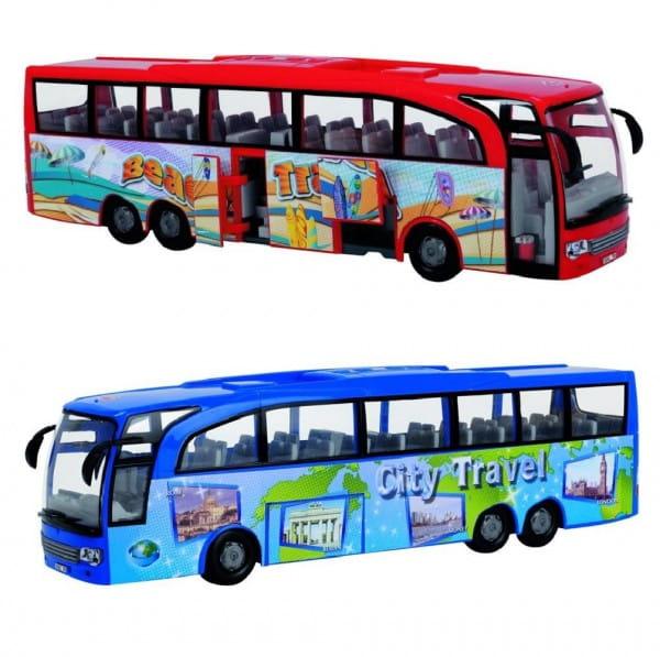 Туристический автобус Dickie фрикционный
