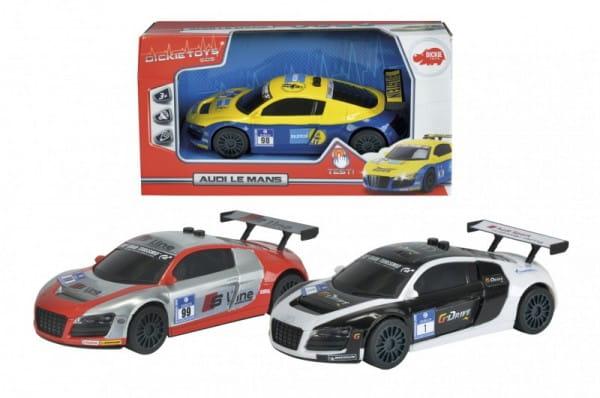 Гоночная машина Dickie Audi Le Mans