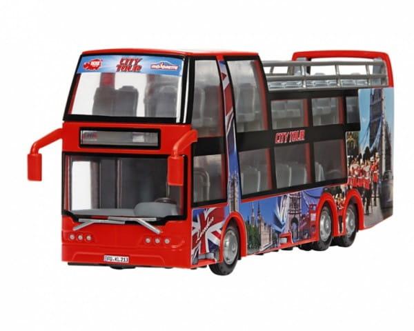 Туристический автобус Dickie - 29 см