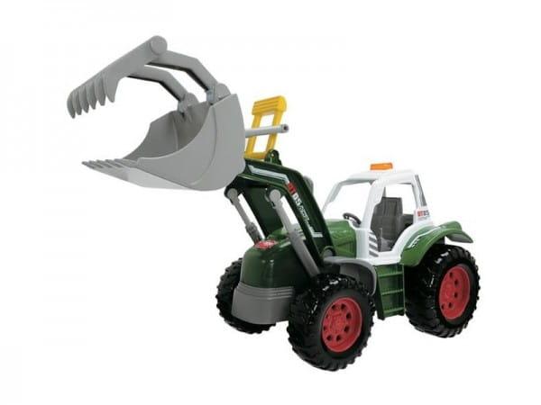 Трактор Dickie со светом и звуком - 34 см