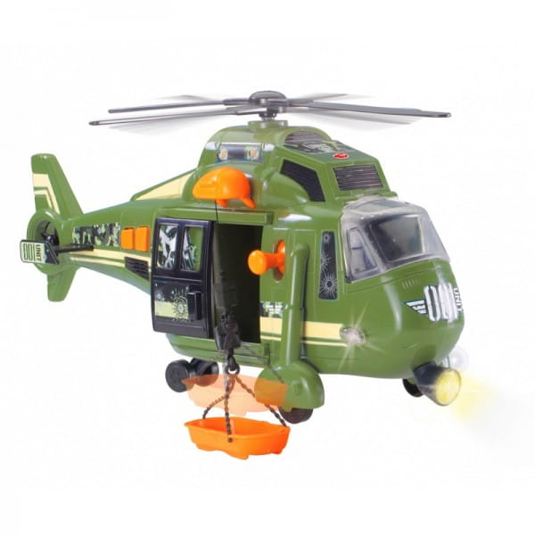 Военный вертолет DICKIE функциональный - 41 см