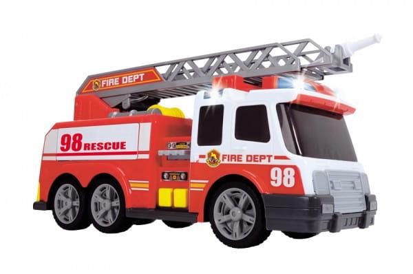 Пожарная машина DICKIE со светом, звуком и водой