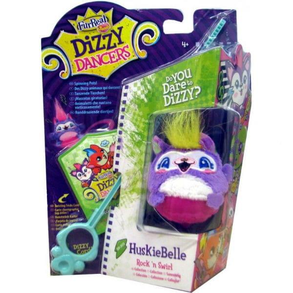 Купить Игрушка FurReal Friends Dizzy Dancers (Диззи Дэнсерс) - HuskieBelle (Hasbro) в интернет магазине игрушек и детских товаров