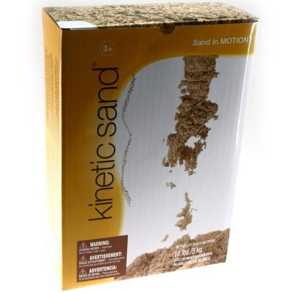 Песок Kinetic Sand 5 кг (Waba Fun)