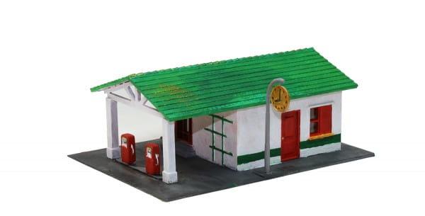 Игровой набор Mehano 1522 Станция технического обслуживания