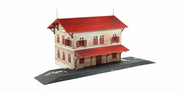 Игровой набор Mehano 1519 Пассажирский вокзал