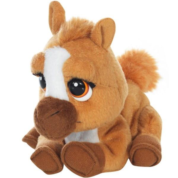 Купить Интерактивная пони Тоффи Giochi Preziosi Little Cuddles в интернет магазине игрушек и детских товаров
