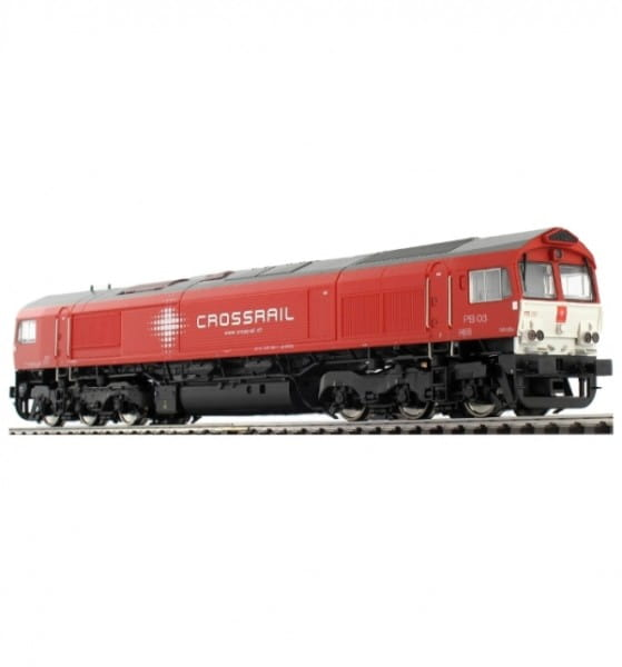 Игровой набор Mehano Тепловоз CL66 Crossrail (DC аналоговое управление)