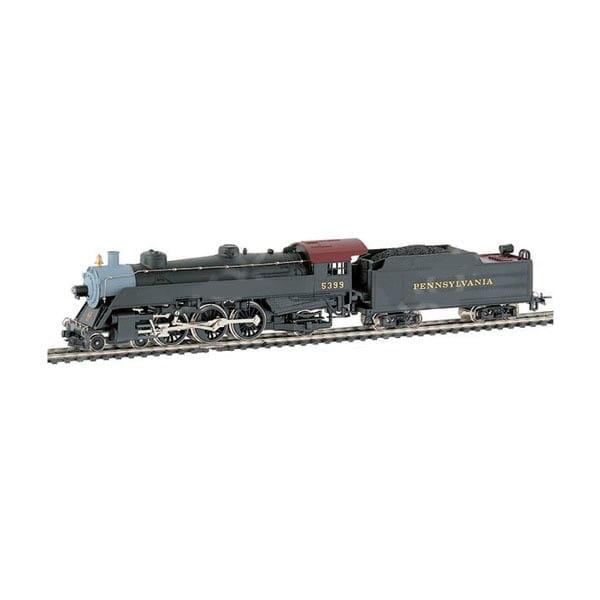 Игровой набор Mehano T006K Паровоз Streamline (DC аналоговое управление)