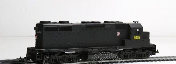Игровой набор Mehano Дизельный тепловоз SD-35 PRR (DC аналоговое управление)