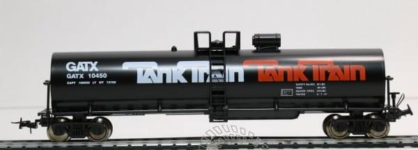 Игровой набор Mehano T079 Вагон-цистерна 50 Tank Train