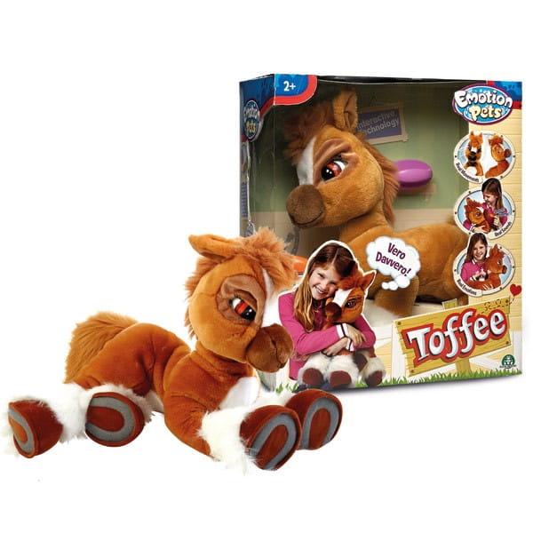 Купить Интерактивная пони Toffee (Giochi Preziosi) в интернет магазине игрушек и детских товаров
