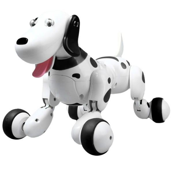 Купить Интерактивная игрушка Happy Cow Робот-собака на радиоуправлении Smart Dog в интернет магазине игрушек и детских товаров