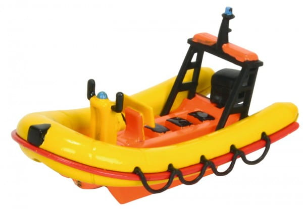 Игровой набор Fireman Sam Пожарный Сэм Лодка (Dickie)