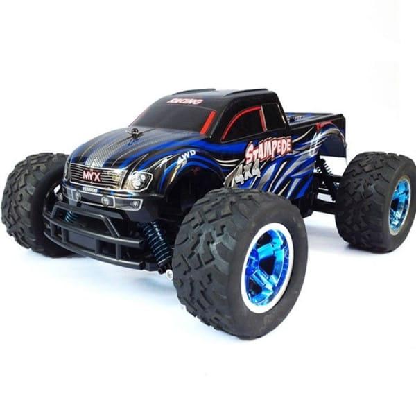 Купить Радиоуправляемая машина S-Track Джип Stampede Gruff Destroy 1:12 в интернет магазине игрушек и детских товаров