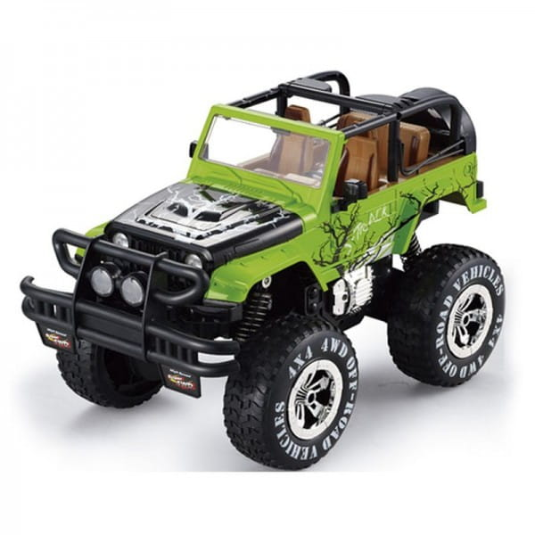 Купить Радиоуправляемая машина Rastar Джип MYX301 (C720) 1:10 в интернет магазине игрушек и детских товаров