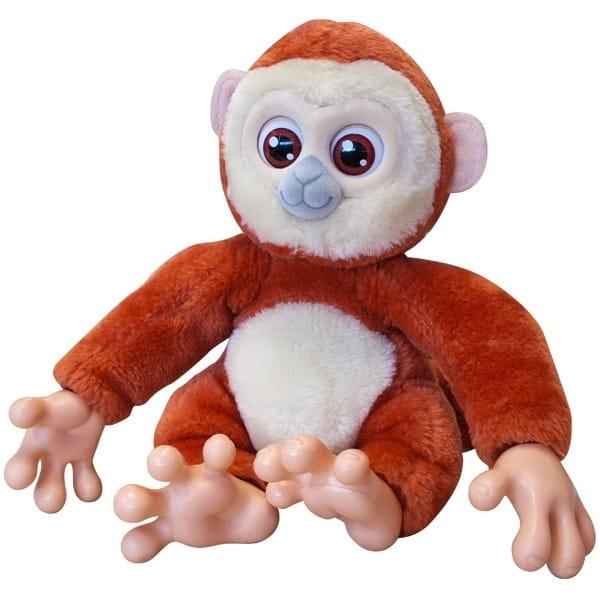 Купить Интерактивная обезьяна Cocco Кокко (Giochi Preziosi) в интернет магазине игрушек и детских товаров