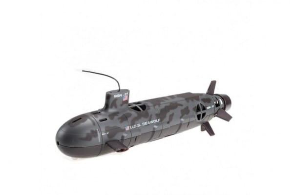 Радиоуправляемая подводная лодка Bingongchang 13000 Seawolf 34 см