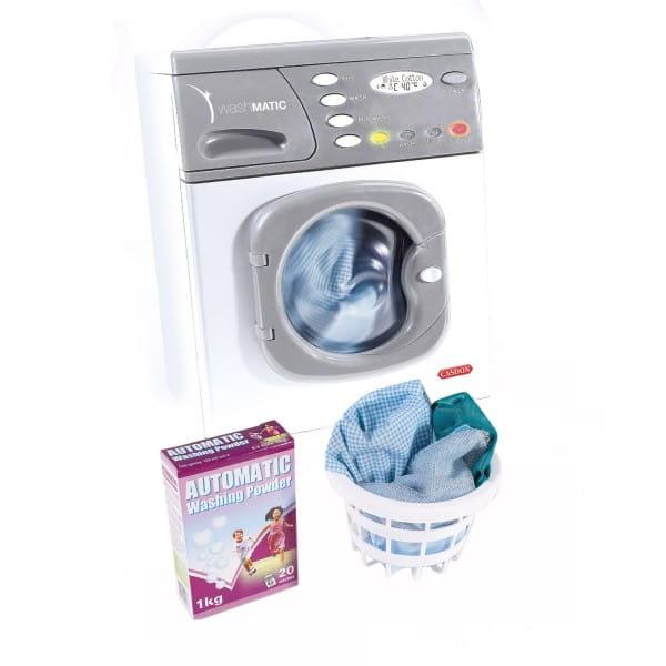 Купить Игровой набор Casdon Стиральная машина в интернет магазине игрушек и детских товаров
