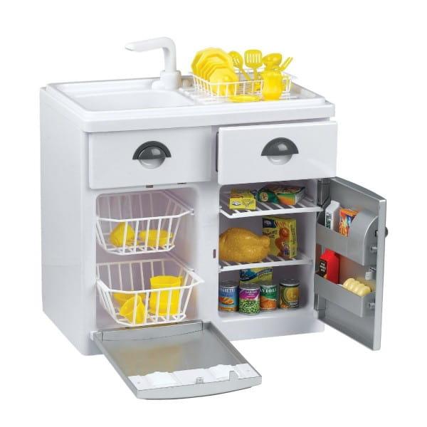 Купить Игровой набор Casdon Холодильник в интернет магазине игрушек и детских товаров