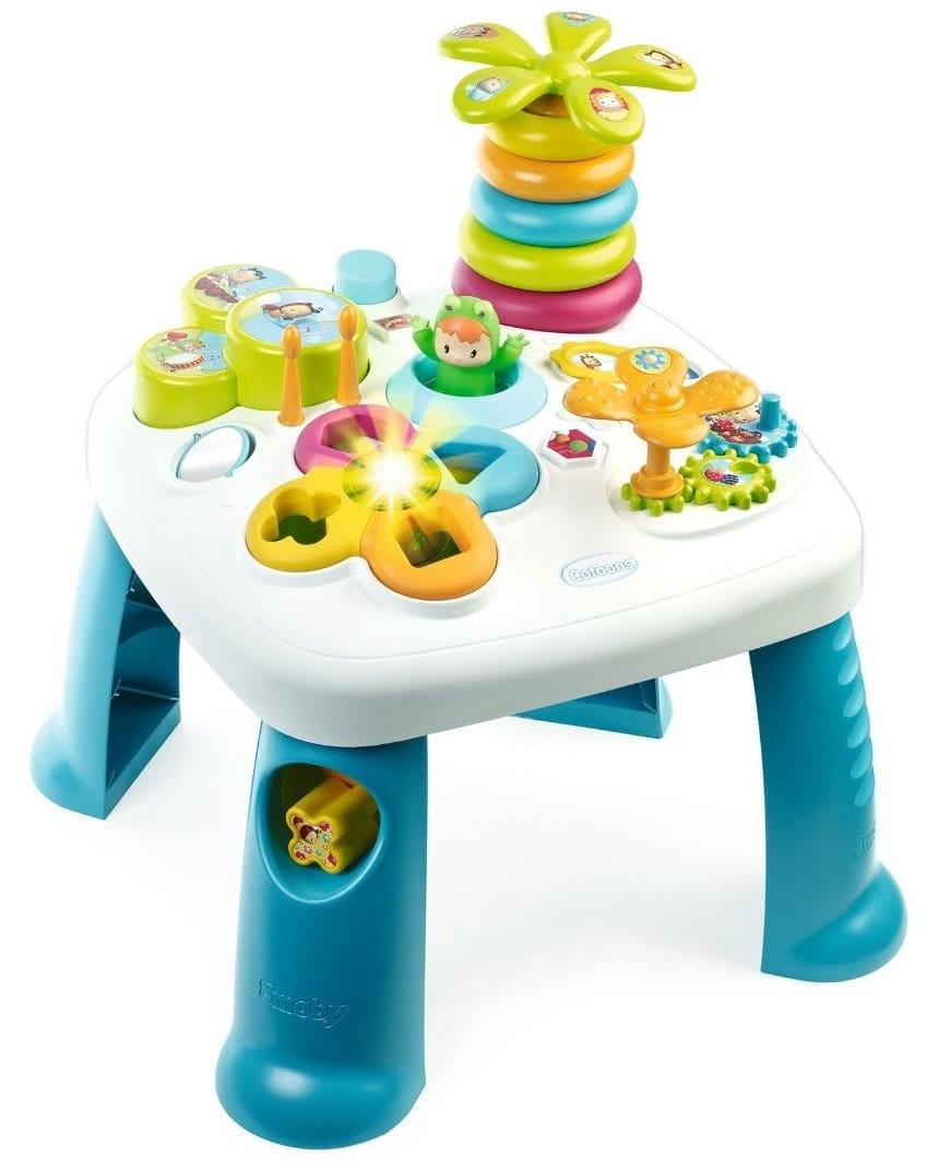 Развивающий игровой стол Cotoons - синий (SMOBY)