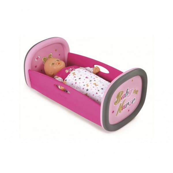 Купить Колыбель для пупса Baby Nurse (Smoby) в интернет магазине игрушек и детских товаров