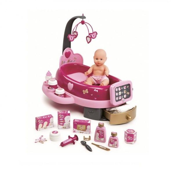 Игровой набор по уходу за куклой Smoby 220317