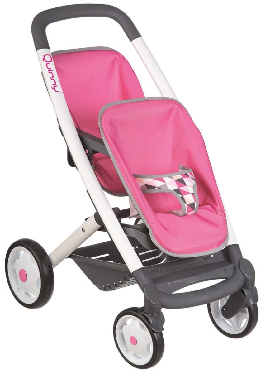 Прогулочная коляска для 2-х кукол Maxi Cosi Quinny (Smoby)
