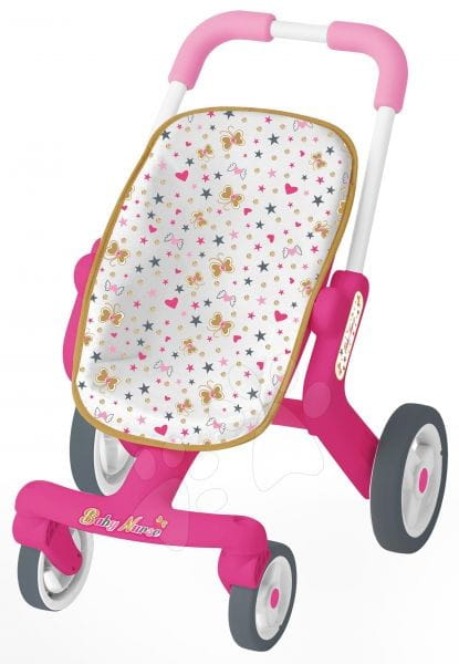 Купить Прогулочная коляска для пупса Вaby Nurse (Smoby) в интернет магазине игрушек и детских товаров