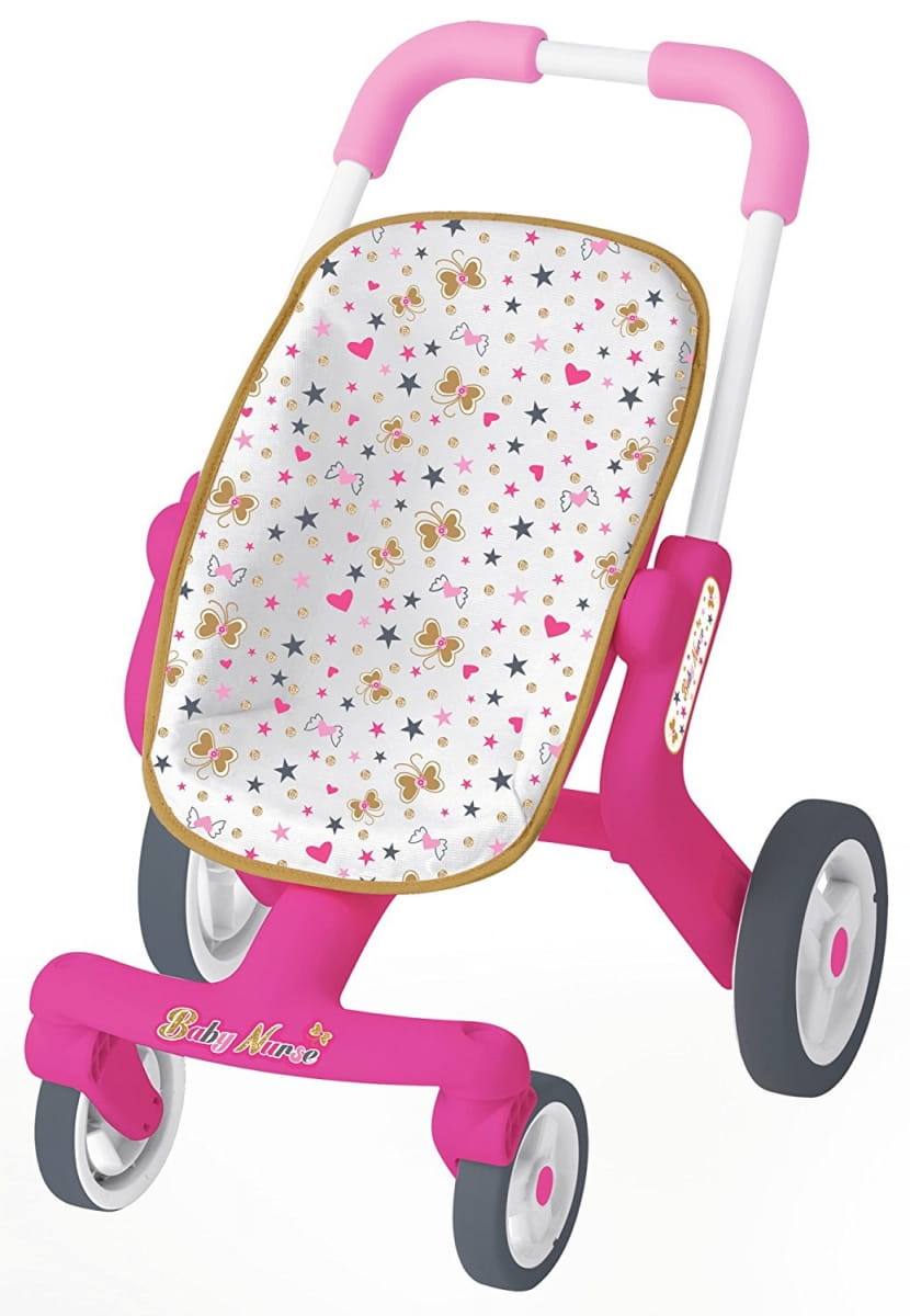 Прогулочная коляска для пупса Вaby Nurse (Smoby)