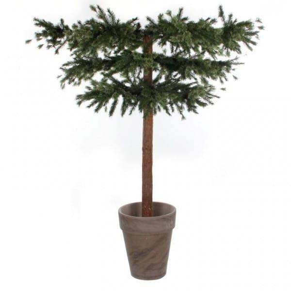 Купить Дерево Black Box Лексингтон зеленое - 215 см в интернет магазине игрушек и детских товаров